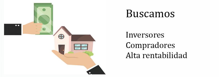 Buscamos inversores /compradores
